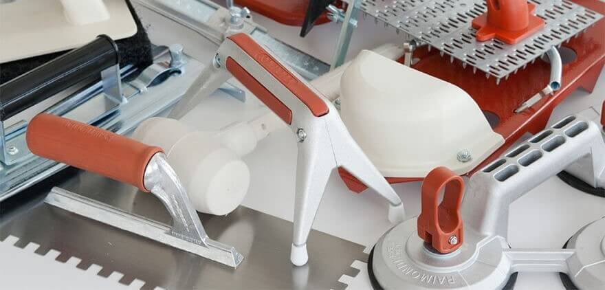 ручной инструмент для плиточных работ