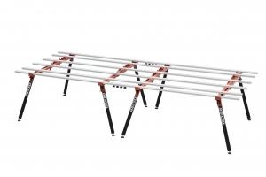 Стол разборный для работы с крупноформатным керамогранитом