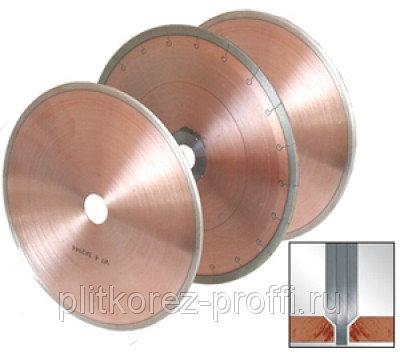 Алмазный диск фаски 250мм