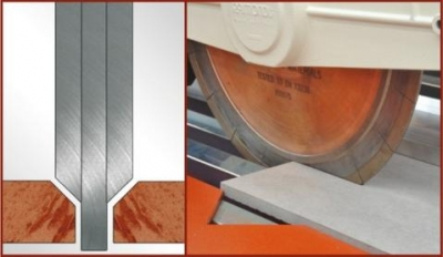 CM180 Станок для нанесения насечек на керамограните