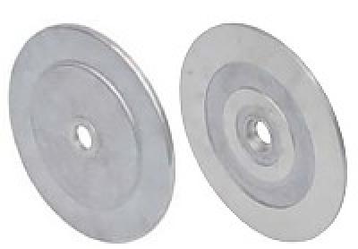 Фланцы для жесткости диска