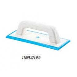 Шпатель для нанесения цементной затирки Soft, синий
