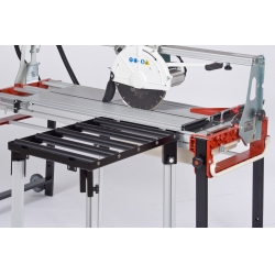 Приставной стол с роликами